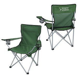 Pull up a promotional chair at your next company event!