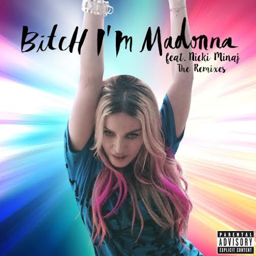 """Η πάλαι ποτέ πρώτη διδάξασα γίνεται μπερδεμένη κακόγουστη μιμήτρια. Το νέο videoclip της Madonna με τίτλο """"Bitch I`m Madonna"""" κυκλοφόρησε χθες. Στο """"Bitch…"""" συμβαίνει ένας μικρός χαμός: μουσική κάτι σαν-dubstep, Ροζ μαλλιά, μια υποψία ραπ, bitchy-ness, «κινηματογραφικό» style γυρίσματος, λεοπάρ… Οκ, μήπως κάπου τα έχουμε ξαναδεί όλα αυτά; http://www.anywayradio.com/2015/06/bitch-we-love-you-20-pop-stars.html#more"""