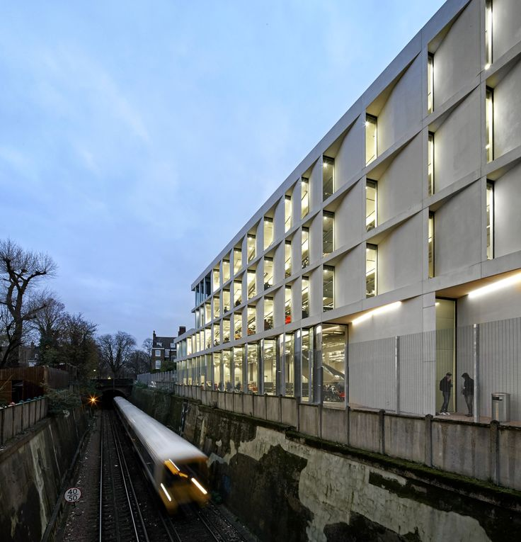 University of Greenwich Stockwell Street Building by heneghan peng architects…