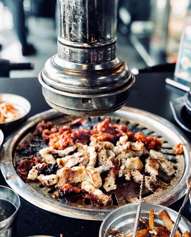 Now Open Samgyupsalamat Parañaque Pasay Offering Unlimited Korean Bbq As Well Noodles And Bibimbap Solismikee Booky View Its Exact