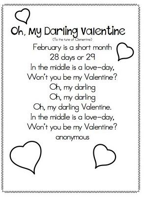 I am going to start singing this on Monday!