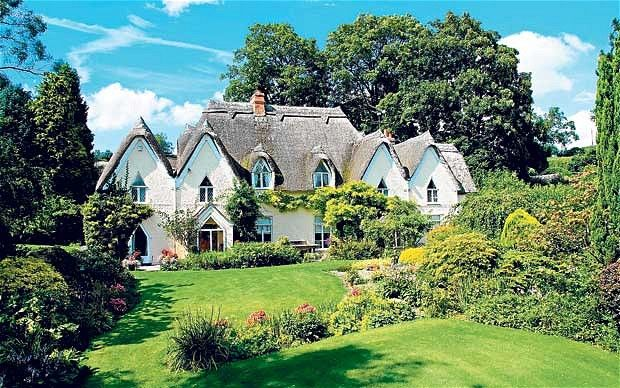 Thatched cottages for sale - Telegraph  in Clayhanger, England