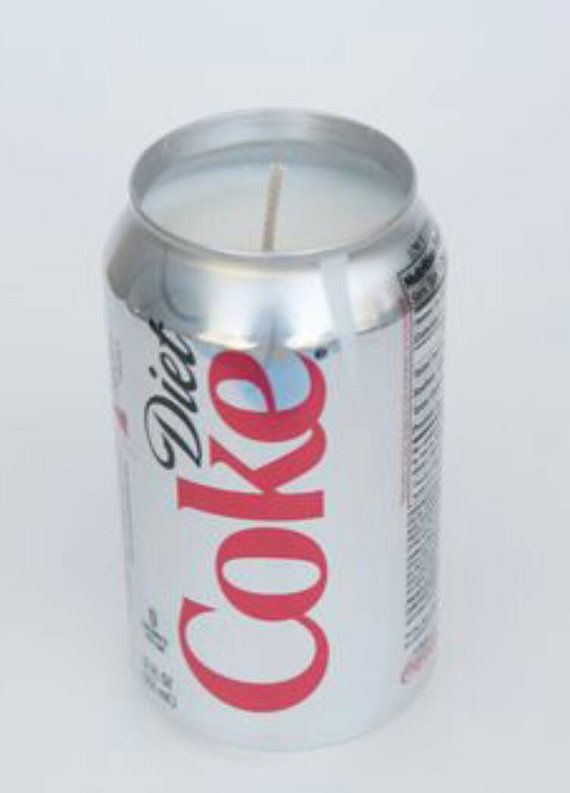 Hey, I found this really awesome Etsy listing at https://www.etsy.com/listing/262695819/diet-coke-aluminum-can-candlesoy