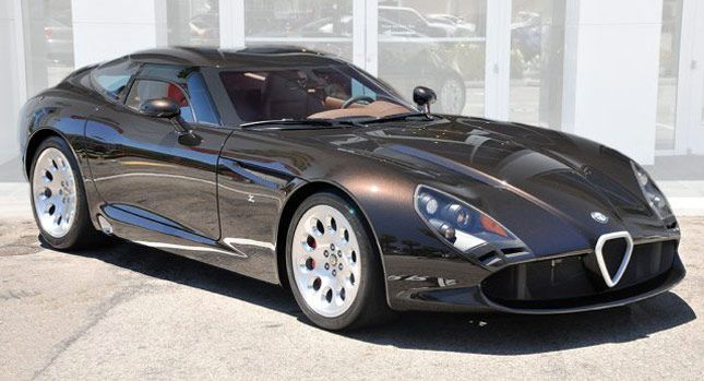 Zagato Alfa Romeo TZ3 Stradales for Sale in CA, or How a Dodge Viper Can Fetch $699,900  follow www.instagram.com/whipsnbikechains we feature all the hottest Cars and Car King Collectors in the World. Follow everyone on our list!!!