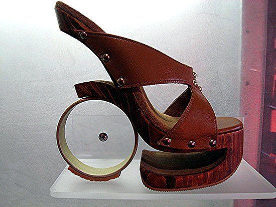 crazy shoes Photo 7