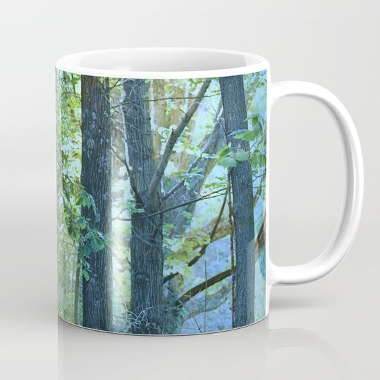 Available in 11 and 15 ounce sizes, our premium ceramic coffee mugs feature wrap-around art and large handles for easy gripping. Dishwasher and microwave safe, these cool coffee mugs will be your new favorite way to consume hot or cold beverages.  $5 Off + Free Shipping on This Item - Ends Tonight at Midnight PT! #sale, #woods, #mug