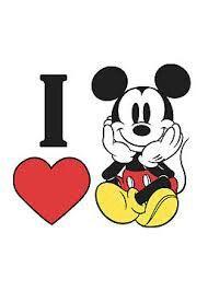 I luv Mickey :)