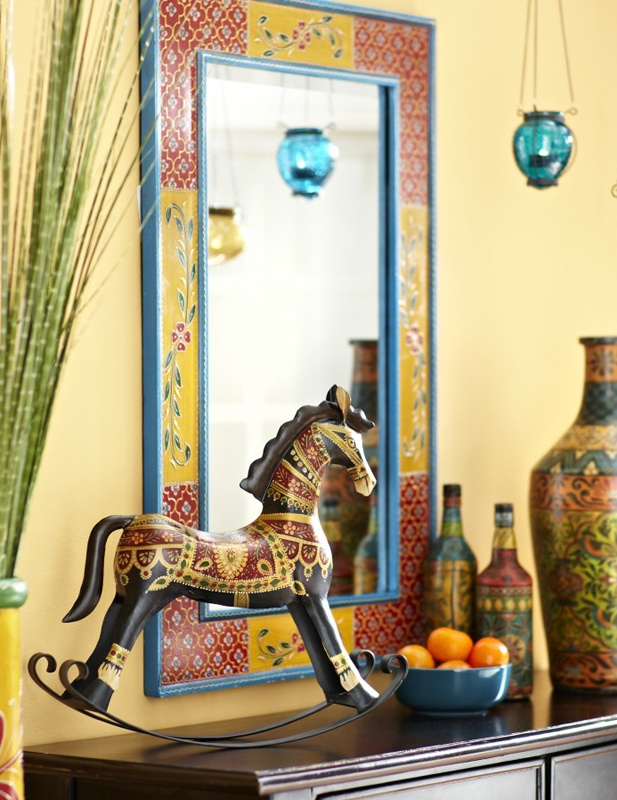 Any piece from our Rajasthan Collection will dazzle and amaze