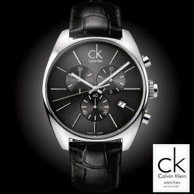 Calvin Klein Swiss Made Exchange Chronograph