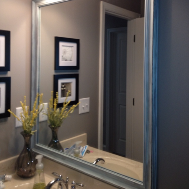 bath mirror home makeover pinterest bath mirrors mirror and