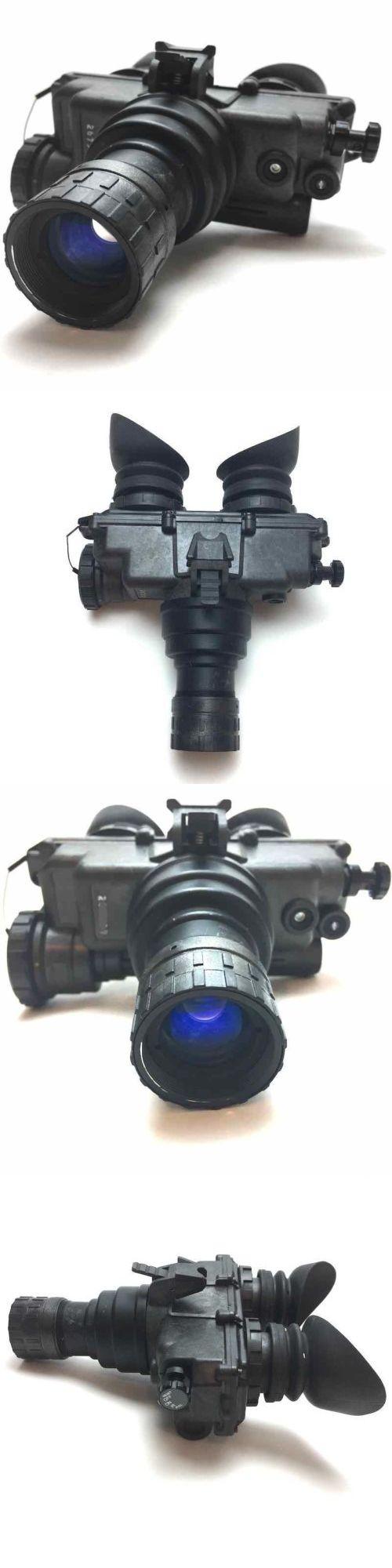 Night Vision Optics 40970: An Pvs-7D Pvs-7 Night Vision Goggles Nvg Gen3 New Nsn: 5855-01-422-5413 -> BUY IT NOW ONLY: $1980 on eBay!