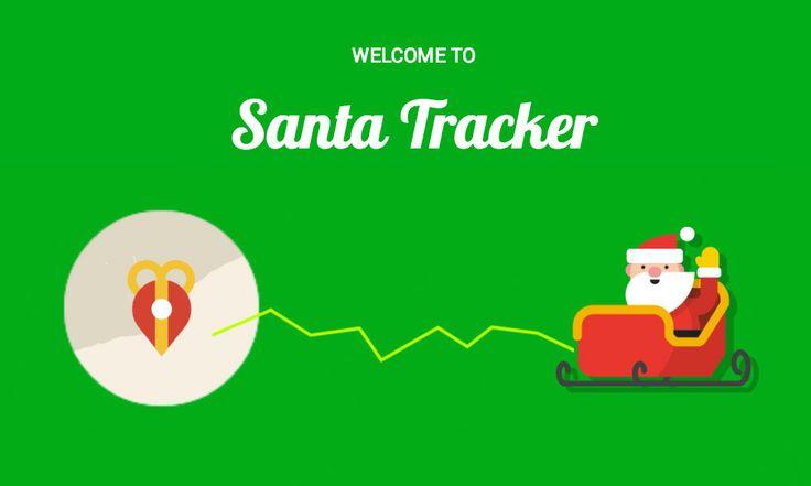 Where is Santa - Claus Ask NORAD Santa Tracker and Google Santa Tracker