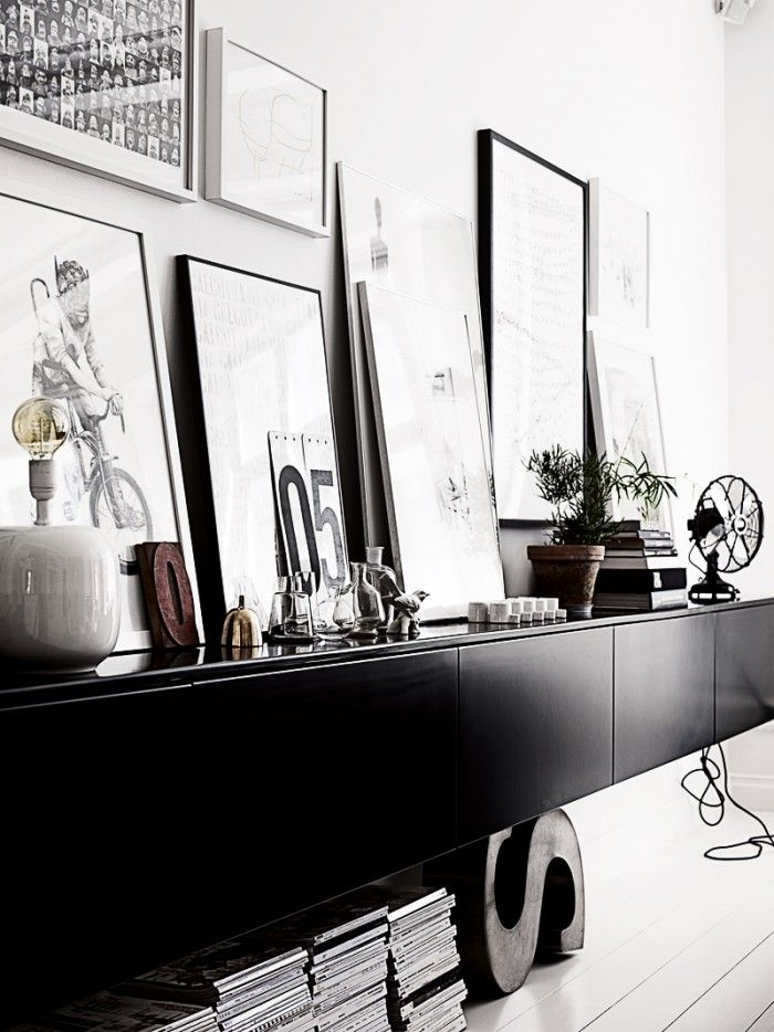 Great storage. Photo by Pia Ulin with styling by Lotta Agaton.