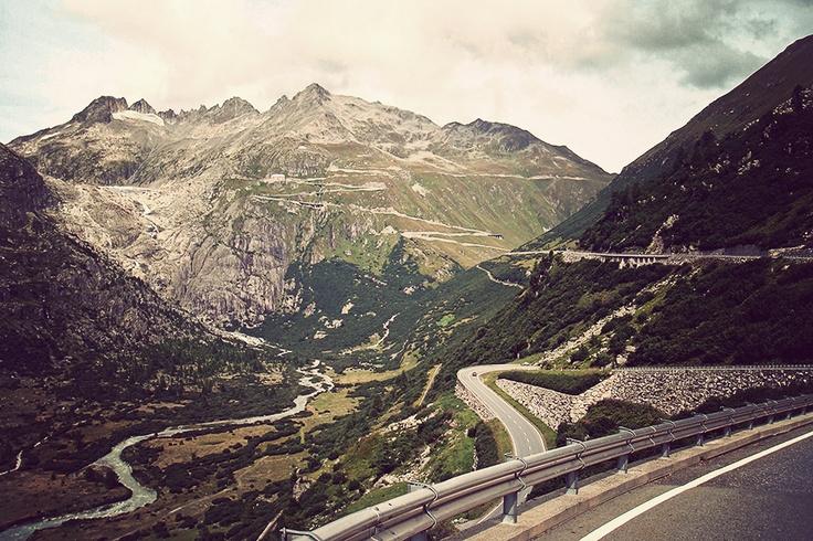 Furka Pass   Gallivant