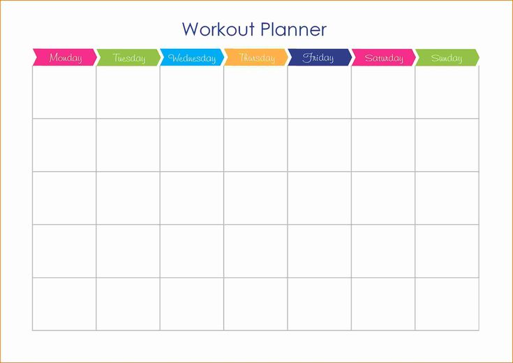 105 best Health  Fitness images on Pinterest Amy, Beauty products - workout char template