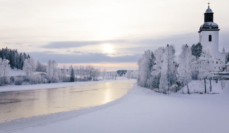 Järvsö Kyrka Hälsingland