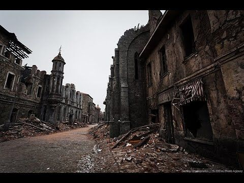 Странное дело. Города Призраки России. Заброшенные мертвые города