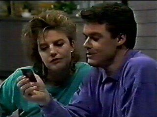 Gail Robinson, Paul Robinson in Neighbours Episode 0546