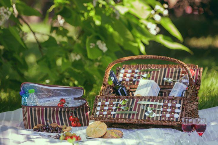 Cos picnic 4 persoane Montmartre