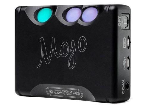 Chord Mojo DAC headphone amp for Smartphones