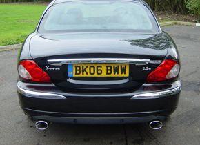 #Jaguar X Type 2.5,3.0ltr Performance #Exhaust System