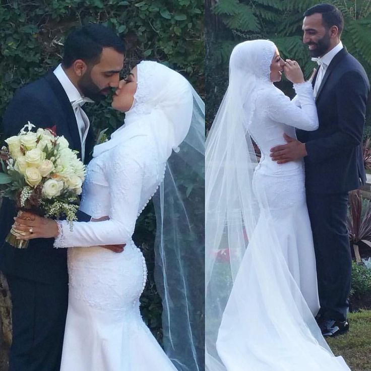Mabrouk to this lovely couple ❤️ @_zahraafakih #thehijabbride #muslimfashion #modestfashion #weddingday #lovestory hijab styled by @hijabsbyrasha