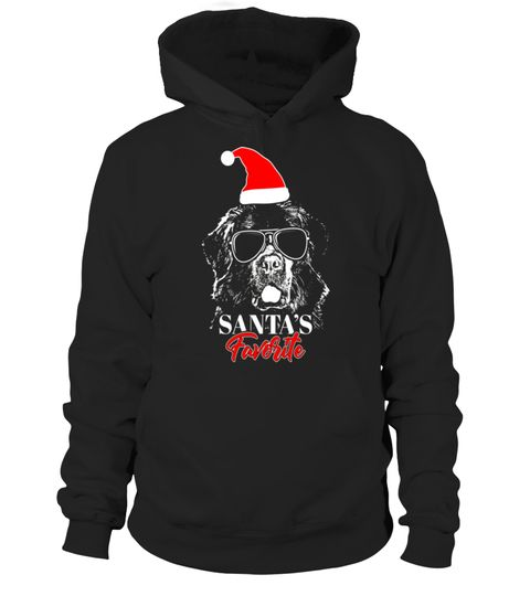 "# Newfoundland Santa's Favorite Funny Christmas T-Shirt .  Special Offer, not available in shops      Comes in a variety of styles and colours      Buy yours now before it is too late!      Secured payment via Visa / Mastercard / Amex / PayPal      How to place an order            Choose the model from the drop-down menu      Click on ""Buy it now""      Choose the size and the quantity      Add your delivery address and bank details      And that's it!      Tags: Funny Christmas shirt or ugly…"