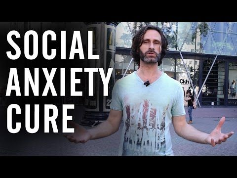 The Truth about Social Anxiety - James Marshall's Solution for Introverts - YouTube