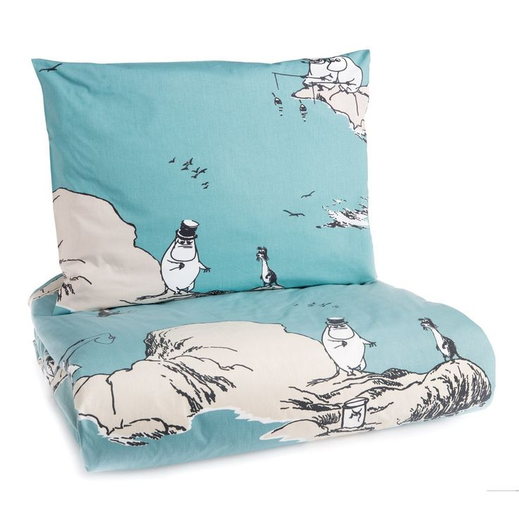 Rock Moomin duvet cover set - The Official Moomin Shop