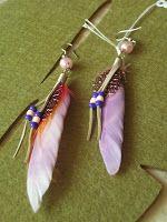 Aventurine, diseño de joyas: Pendientes de la colección de Invierno 2011/12