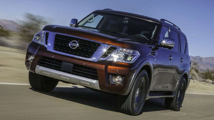 ICYMI: 2018 Nissan Armada Drivers' Notes Review | SUV tradition in a velvet glove
