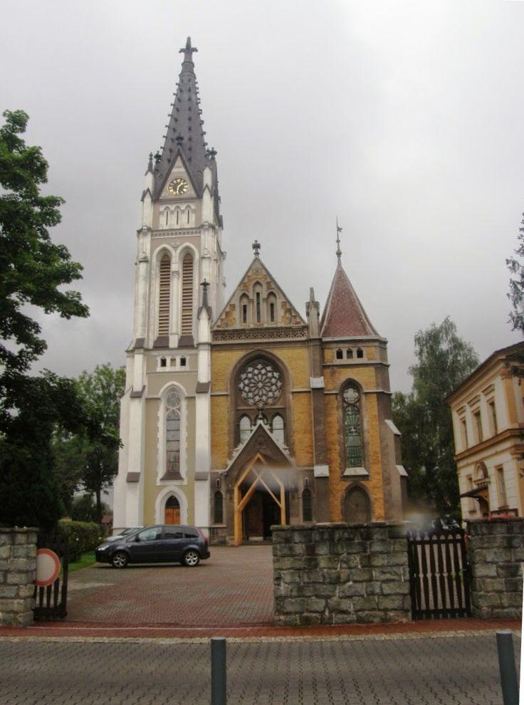Zatrzymać świat: Masarykove sady - Czeski Cieszyn (Český Těšín) (Czechy, kraj morawsko-śląski, pow. Karwina (Karviná))