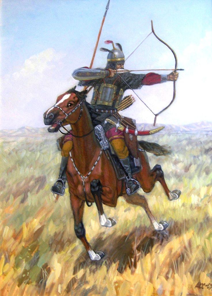 Kirghiz warrior