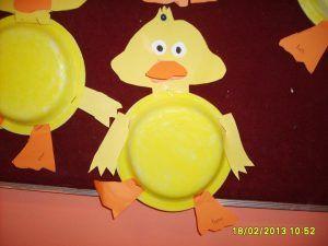 16 best Duck craft idea images on Pinterest | Duck crafts, Preschool ...