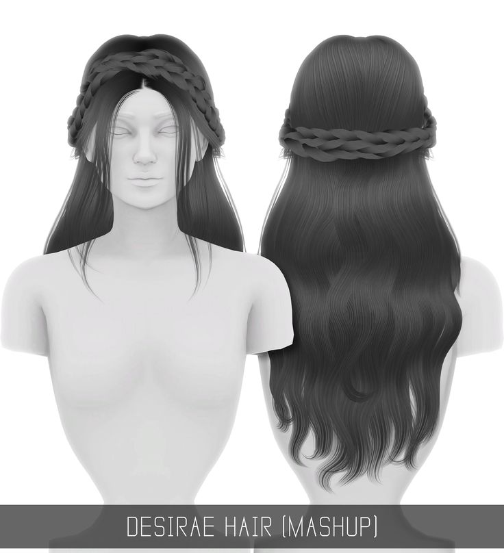 DESIRAE HAIR (MASHUP)