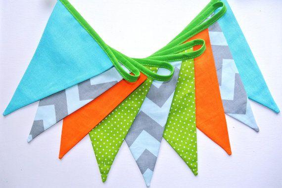 guirlande tissu minable, bannières, banderoles,, guirlande de fanions, décoration Chambre enfant, les accessoires photo