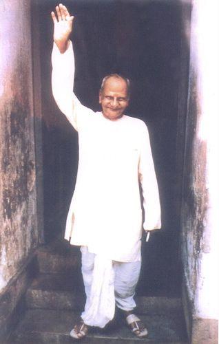Sri Nisargadatta Maharaj, Realized Master of Advaita Vedanta