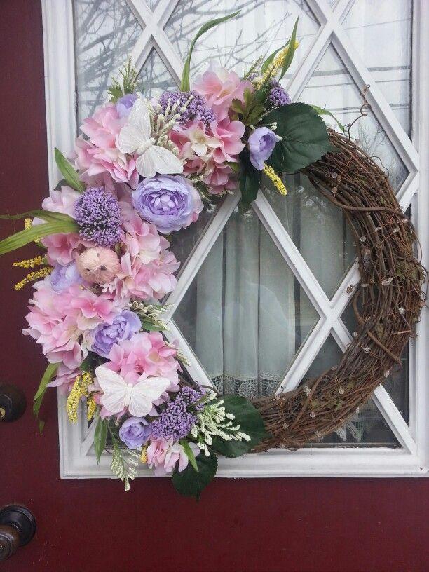 Spring Wreath 26 best Things Iu0027ve Made