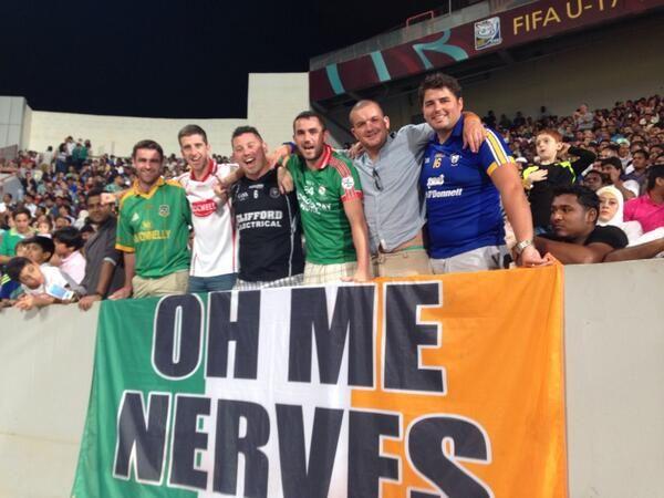 euro 2016 irish fans - Google Search