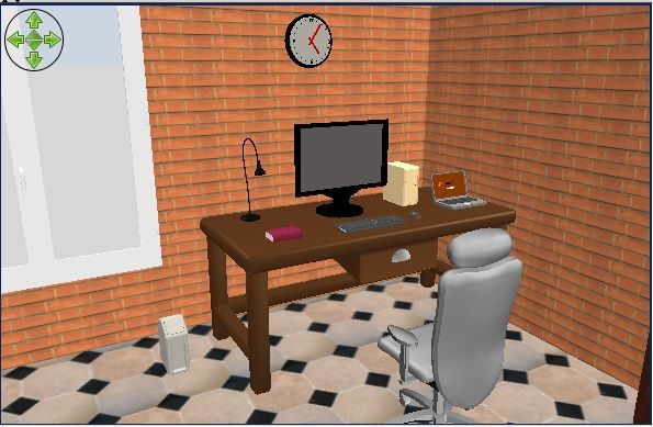 Software Membuat Desain Rumah - Sweet Home 3D