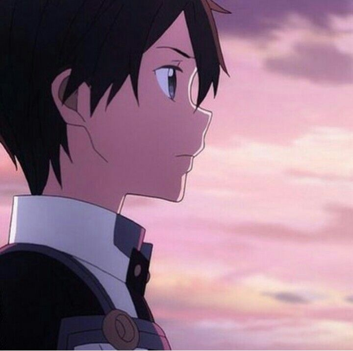Kirito sword art online anime