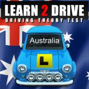 Learn 2 Drive Theory Test Australia ScreenshotsDescriptionTHIS APP CONTAINS EVERYTHING YOU WILL NEED TO PASS THE MULTIPLE CHOICE SECTION OF THE AUSTRALIA DRIVING THEORY TEST. Key Features OVER 360 OFFICIAL AUSTRALIA DRIVING KNOWLEDGE TEST QUESTIONS Study Study Mode - Choose from the extensive ...