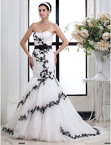Gaun Pengantin Putri Duyung