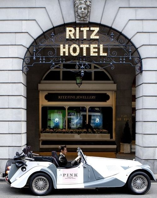 The London Ritz