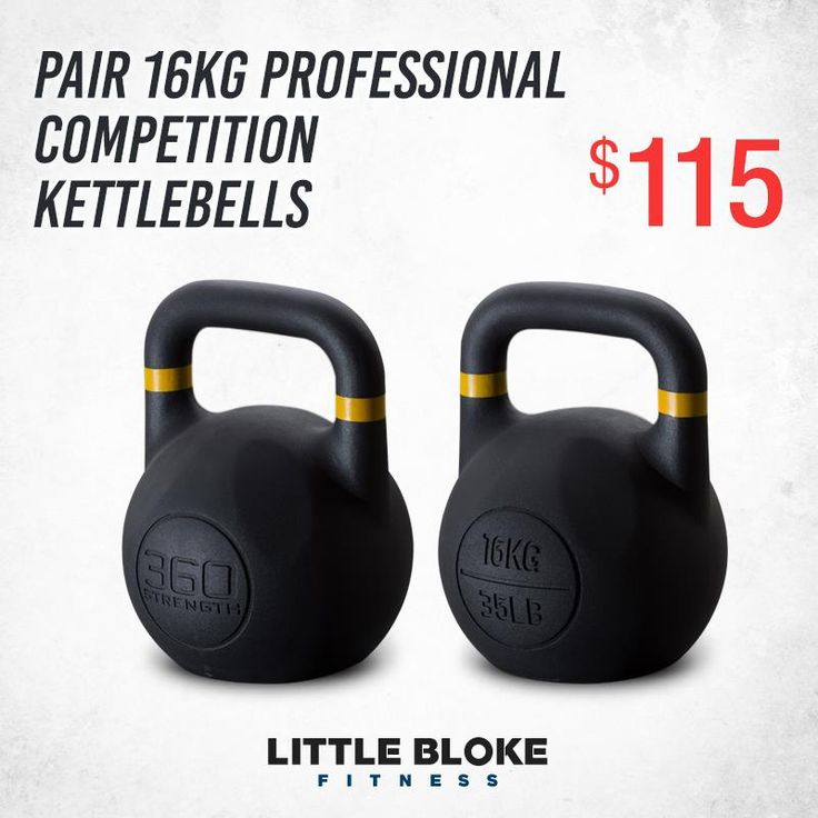 Whether you're after a classic or pro-grade kettlebell set, Little Bloke Fitness can give you the fitness equipment you need at an affordable price. Call them on 03 9041 1953 to discover your options today.