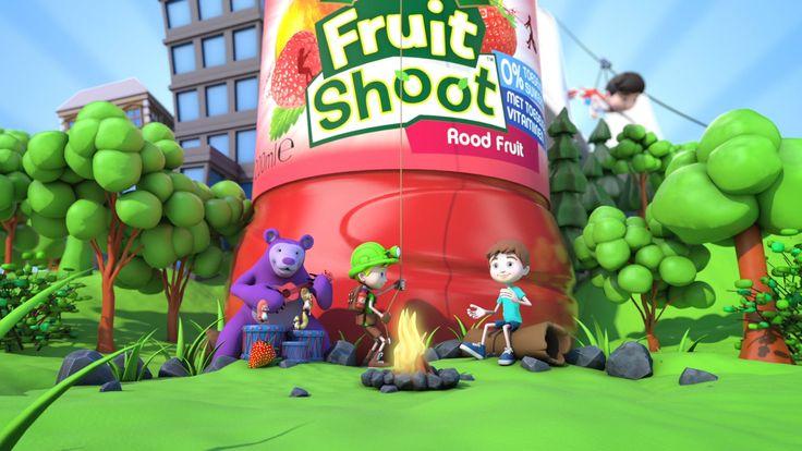 Fruit Shoot TVC 'De Dropping'