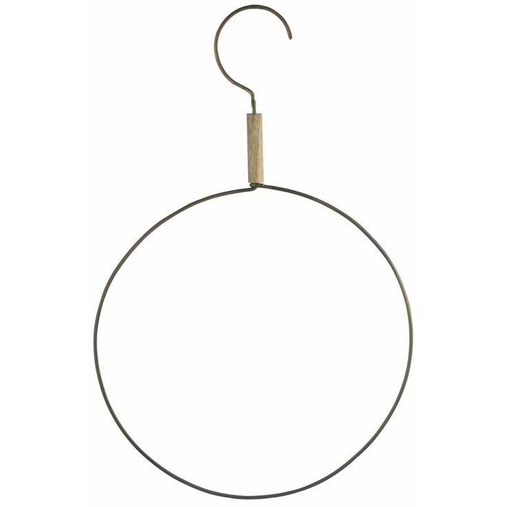 Madam Stoltz Ring 35 cm - Antiek Koper