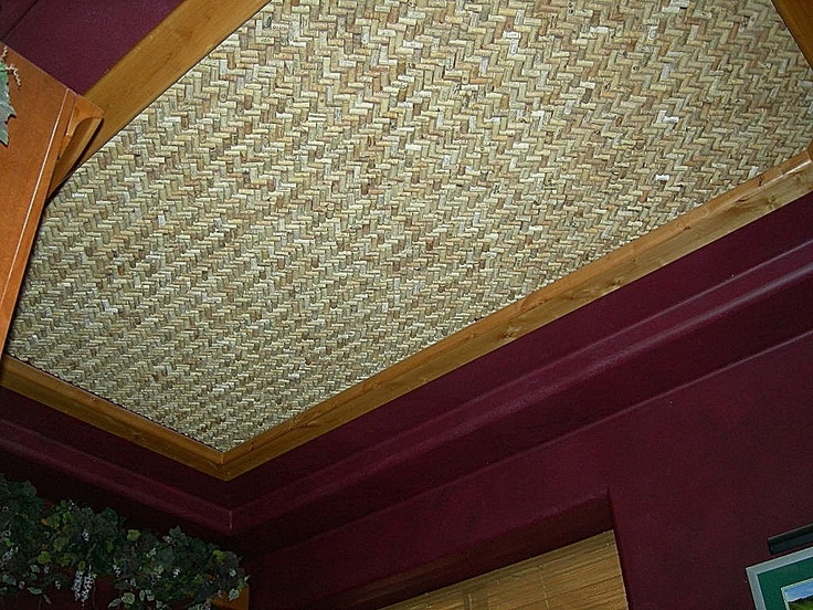 Wine cork ceiling panel...save those corks! ;) - 12 Best Cork Ceiling Images On Pinterest