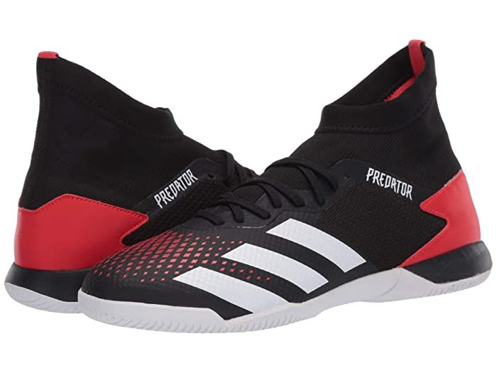 Adidas Predator 20 3 In Core Black Footwear White Active Red Men S Shoes Run Up The Scoreboard With The Adidas Predator 2 In 2020 Adidas Adidas Predator Soccer Boots