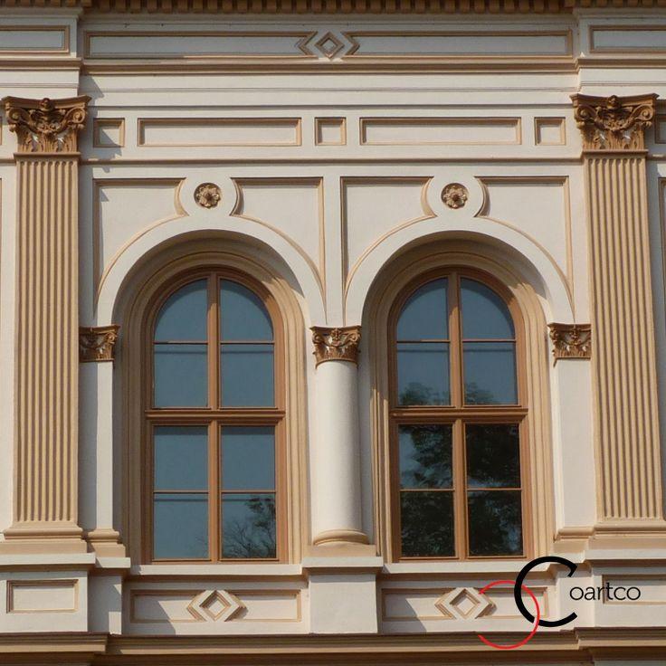 Fatade Case, Pilastri, Coloane, Arcade, Ornamente Exterior